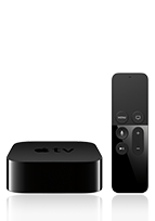 Apple Apple TV Black