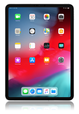 Abbildung Apple iPad Pro 12,9 Zoll 2018 WiFi + Cellular