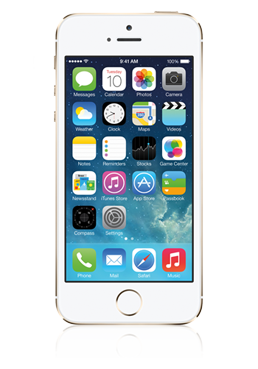 Abbildung Apple iPhone 5S