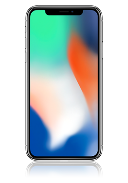 Abbildung Apple iPhone X