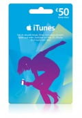 Apple iTunes Karte 50 Euro