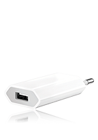 Apple MD813 USB Power Adapter 5W 1.000 mAh