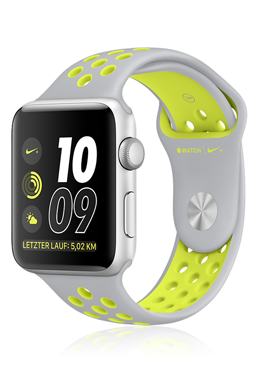 Abbildung Apple Watch Nike+ Aluminium