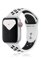 Apple Watch Nike Plus Series 5 Aluminium
