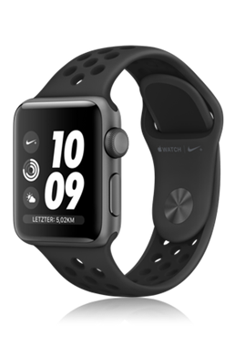 Abbildung Apple Watch Nike+ Series 3 Aluminium
