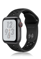 Apple Watch Nike+ Series 4 Aluminium Cellular