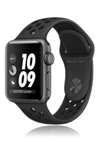 Apple Watch S3 Nike+ Aluminium
