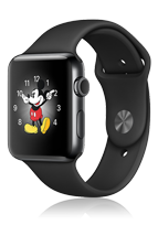 Apple Watch Series 2 Edelstahl