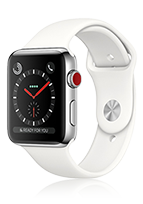 Apple Watch Series 3 Edelstahl Cellular