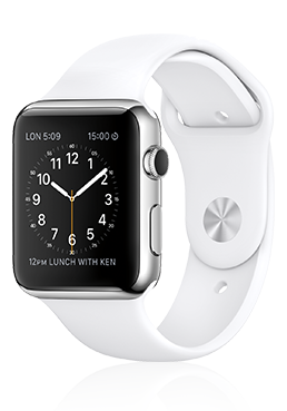 Abbildung Apple Watch Sport Aluminium