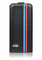 BMW Flip Case Carbon Effect