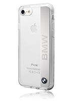 BMW Hard Cover Aluminium Plate Transparent