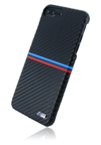 BMW Hard Cover Carbon Inspiration Stripe Horizontal