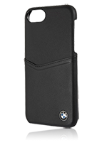 BMW Hard Cover Genuine Leather Cards Bag