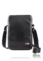 BMW Travel Bag 9-10 Zoll Carbon Effect