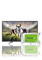 Dyon Enter 48 Pro + freenet TV CI+ Modul