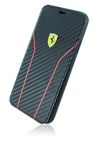 Ferrari Book Case Carbon
