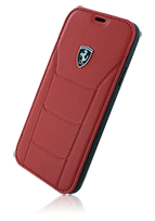 Ferrari Book Case Genuine Leather 488