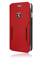Ferrari Book Case Genuine Leather Legend