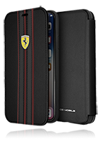 Ferrari Book Case Off Track Logo