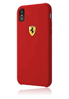 Ferrari Silicon Cover W Logo Shield