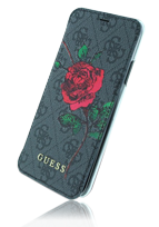 GUESS Book Case 4G Flower Desire