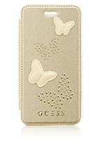 GUESS Book Case Leather