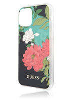 GUESS Hard Cover Flower