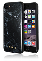 GUESS Hard Cover Marble