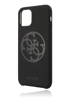 GUESS Hard Cover Silicone 4G