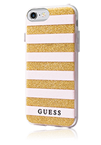 GUESS Hard Cover Stripes 3D Effect