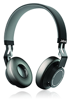 Jabra Move - Bluetooth On Ear Stereo Headset mit Mikrofon