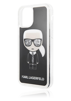Karl Lagerfeld Iconic Glitter Cover
