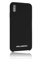 Karl Lagerfeld Silicone Cover