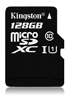 Kingston microSDXC