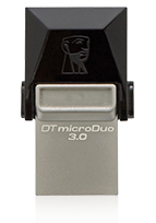 Kingston USB-Stick MicroDuo 3.0