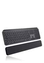 Logitech MX Keys Plus Wireless-Tastatur
