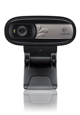 Abbildung Logitech Webcam