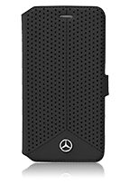 Mercedes-Benz Book Case Leather Perforated