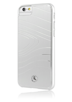 Mercedes-Benz Hard Cover Brushed Aluminium