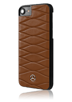 Mercedes-Benz Hard Cover Genuine Leather