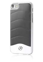Mercedes-Benz Hard Cover Leather Aluminium