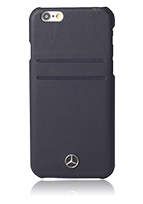 Mercedes-Benz Hard Cover Leather
