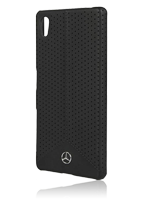 Mercedes-Benz Hard Cover Leather Perforated