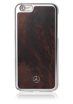 Mercedes-Benz Hard Cover Poplar Wood