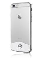 Mercedes-Benz Hard Cover Transparent Aluminium