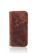 Networx Book Style Leather Case
