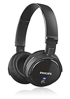 Philips Bluetooth On Ear Headset