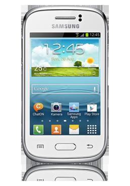 Samsung S6310n Galaxy Young Günstig Mit Vertrag Vodafone D2 T