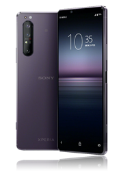 Sony Xperia 1 II Dual-SIM 256GB, Purple
